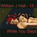 William J Hall, Singer, Songwriter - 15 - While You Slept